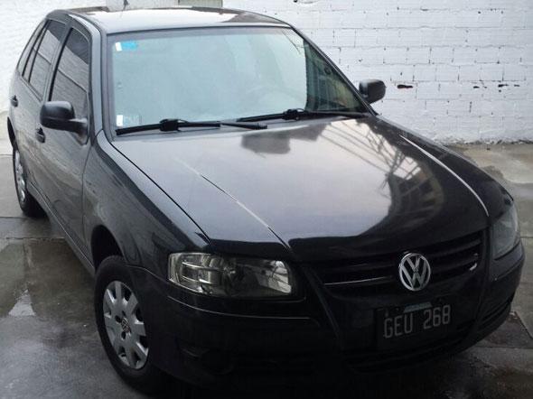 Car Volkswagen Gol
