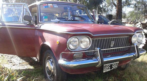 Auto Fiat 1500