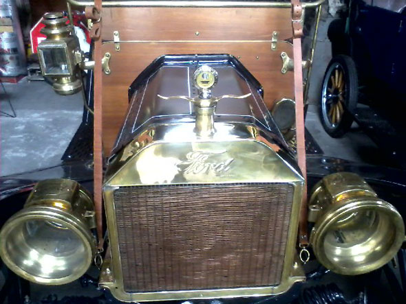 Auto Ford T Torpedo 1911