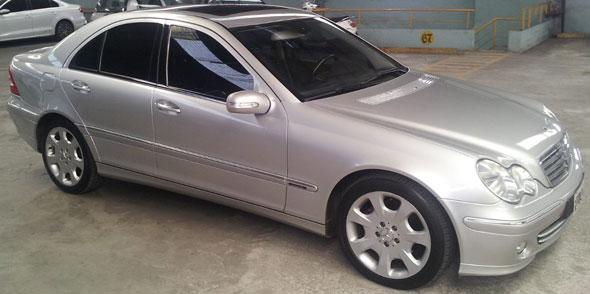 Car Mercedes Benz C230 Kompressor Elegance AT