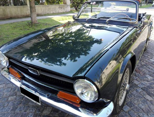Auto Triumph TR6