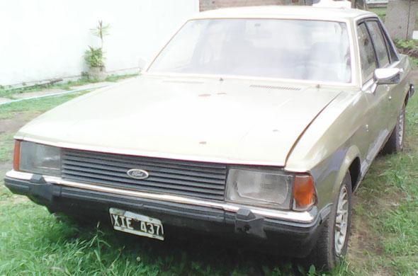 Car Ford Granada