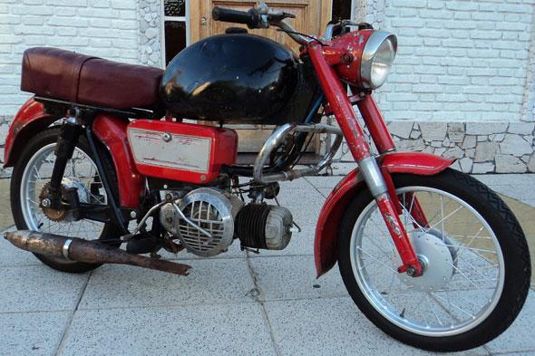 Moto Lujan Hnos 150