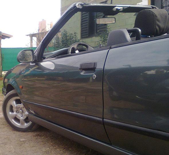 Auto Renault 19 Cabriolet