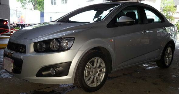 Car Chevrolet Sonic