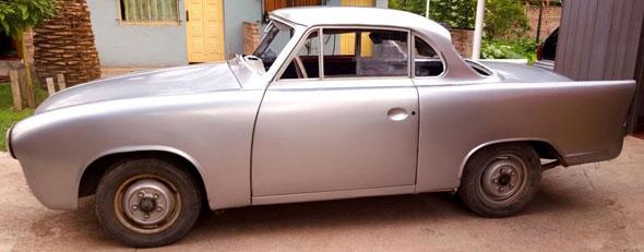 Auto Hansa 1960