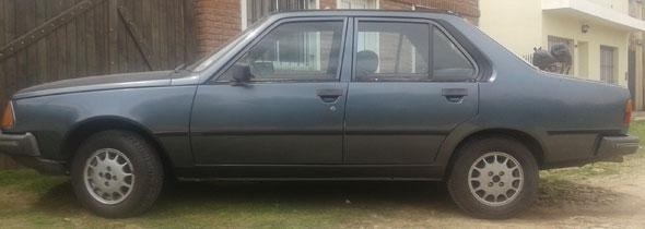Auto Renault 1989