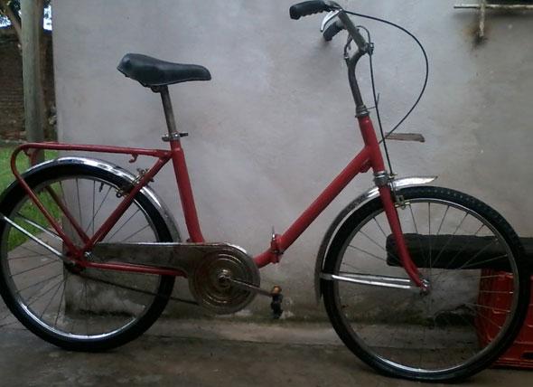 Bike Rodado 24 Aurorita