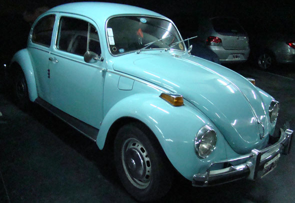 Car Volkswagen 1972
