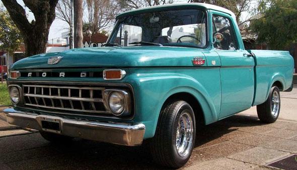 Car Ford 1965
