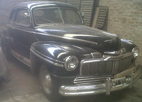 Auto Mercury 1946