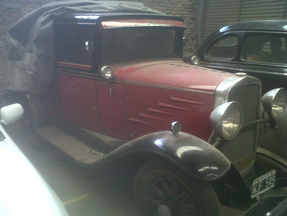 Auto Durant 1929