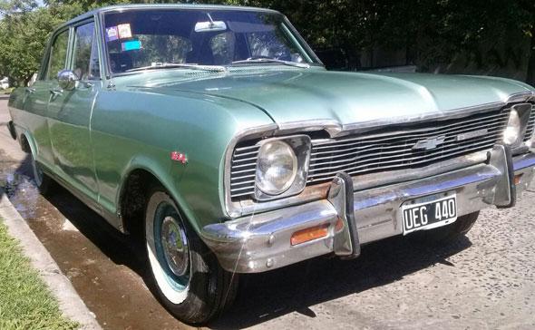 Auto Chevrolet 400 1970