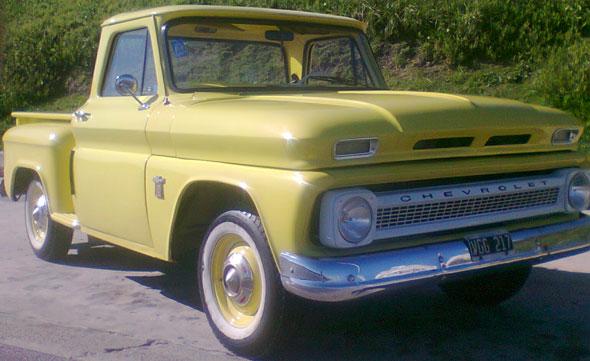 Auto Chevrolet C 10 1964
