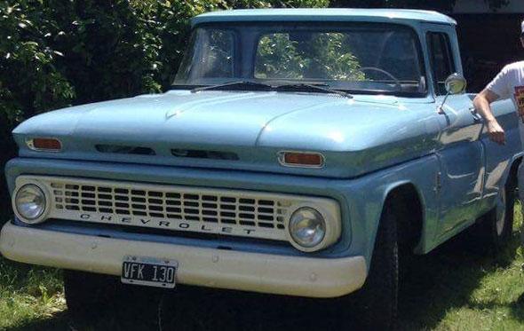 Auto Chevrolet C10 1963
