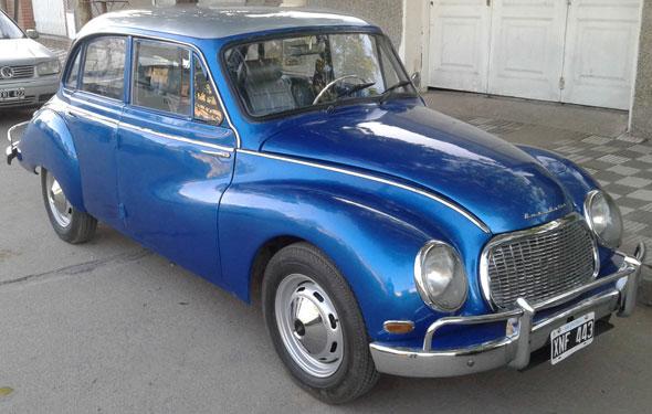 Auto Auto Union 1967