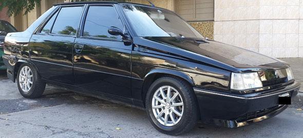 Car Renault 9 1994