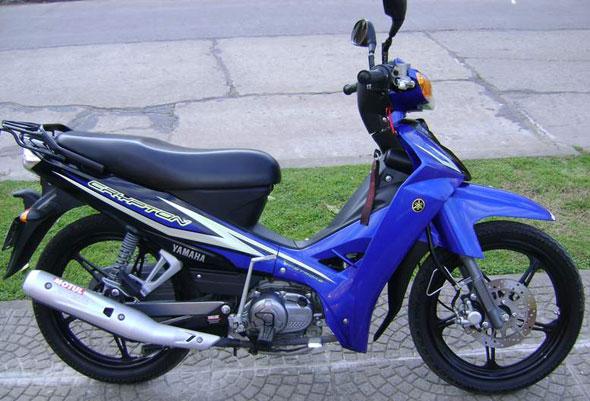 Auto Yamaha Crypton