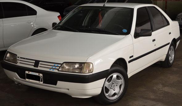 Auto Peugeot 405 Sillage 1.9 D