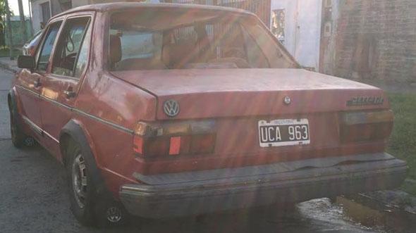 Car Volkswagen Jetta GL Turbo Diesel