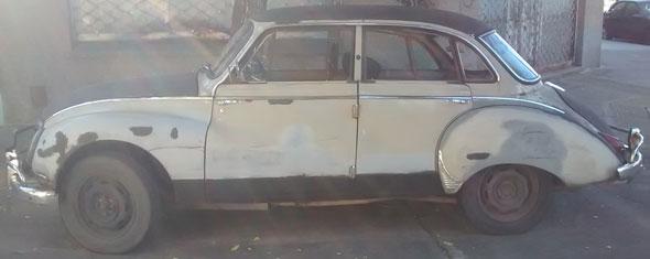 Car DKW Autounion 1966
