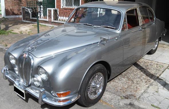 Auto Jaguar 3.8S