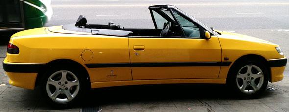 Auto Peugeot 306 Cabriolet