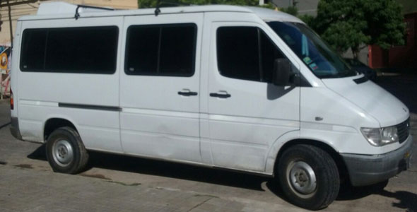 Auto Mercedes Benz Sprinter