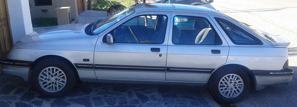 Auto Ford Sierra