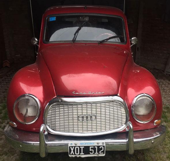 Car Union DKW 1963