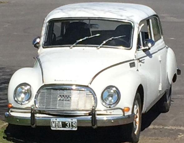 Car Union DKW 1966