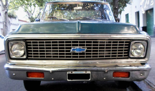 Car Chevrolet C10 Brava