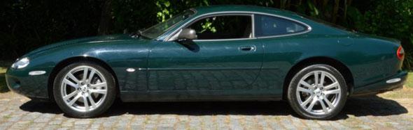 Auto Jaguar XKR