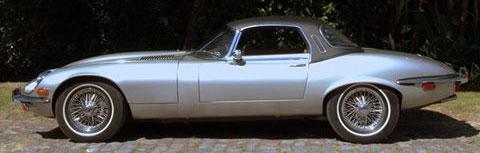 Auto Jaguar E-Type