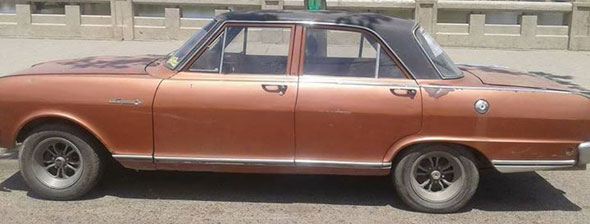 Auto Chevrolet 1967