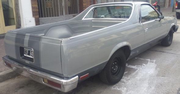 Auto Chevrolet El Camino