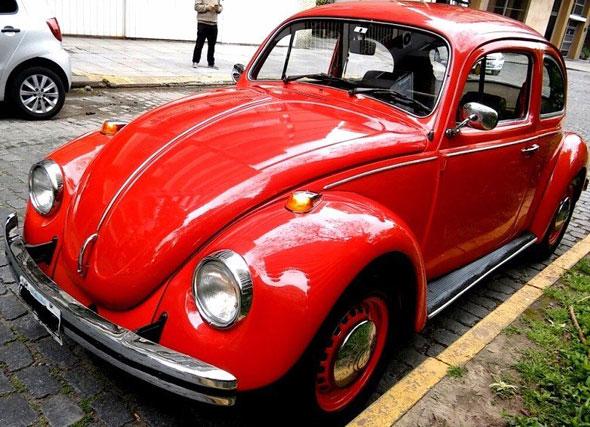 Auto Volkswagen Escarabajo 1300L