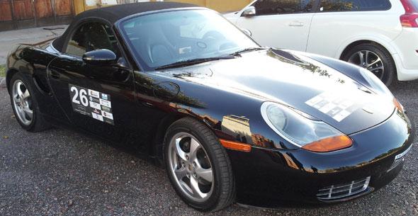 Car Porsche Boxster