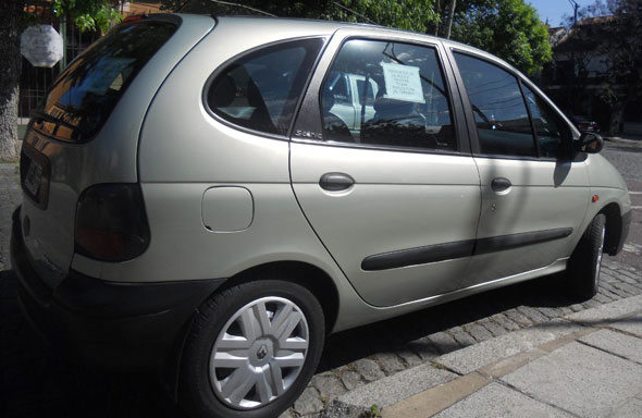 Auto Renault Scenic Rnabcp