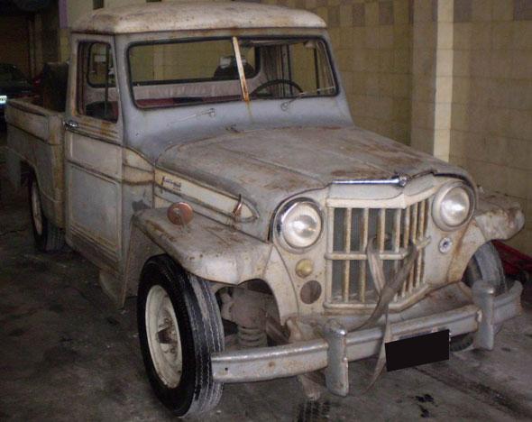 Auto IKA Baqueano 500
