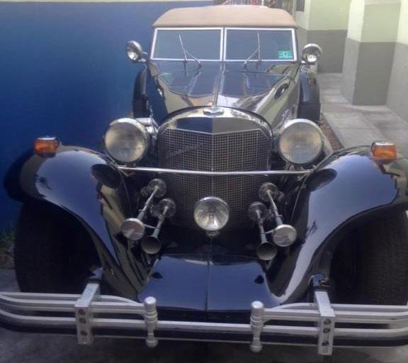 Car Excaliburt Serie 3-4