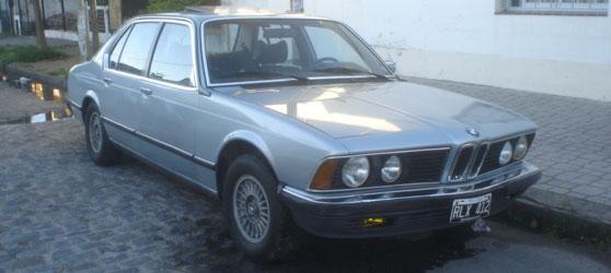 Auto BMW 728i 1980
