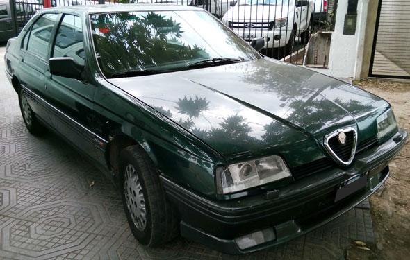 Auto Alfa Romeo 164 TS