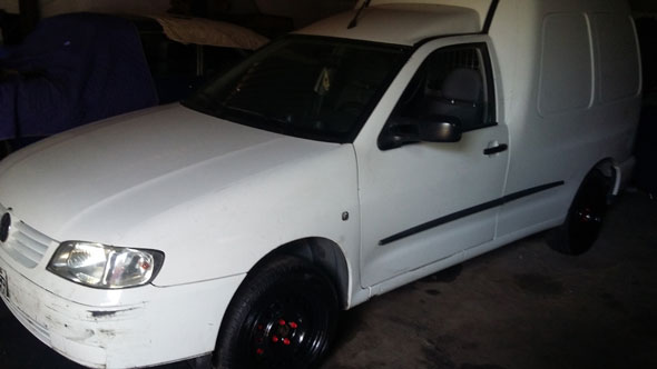 Car Volkswagen Caddy