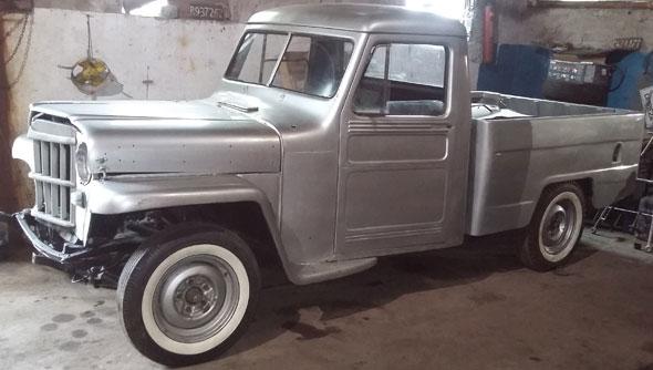 Auto IKA Baqueano