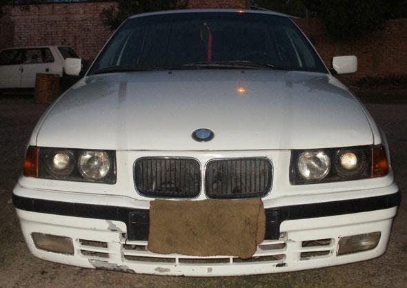 Car BMW 1993