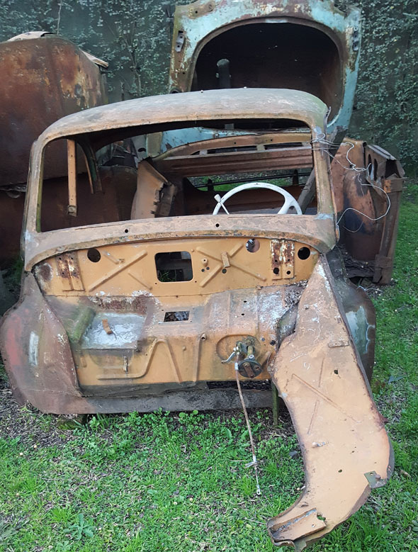 Car DKW Coupé 1956
