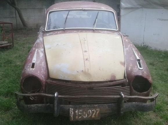 Car Hansa 1100 Combi Rural
