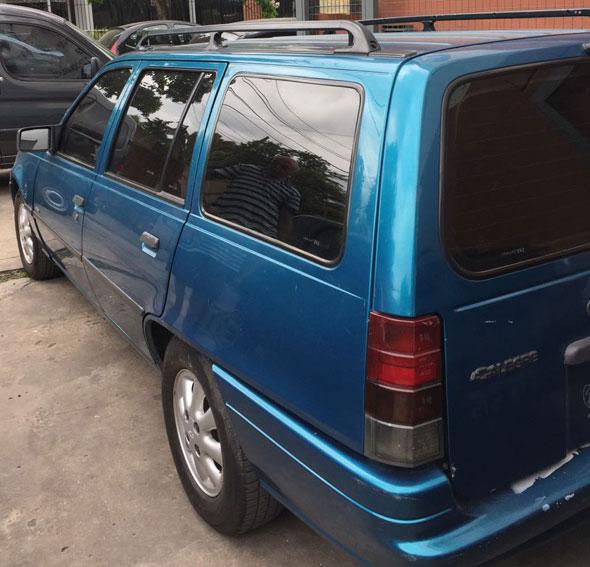 Auto Chevrolet Ipanema 1996