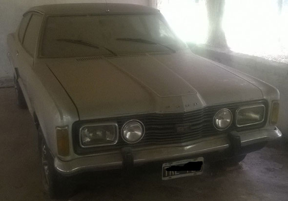 Auto Ford Taunus 1979